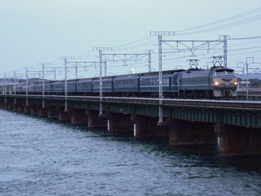 113月11日浜名湖橋梁