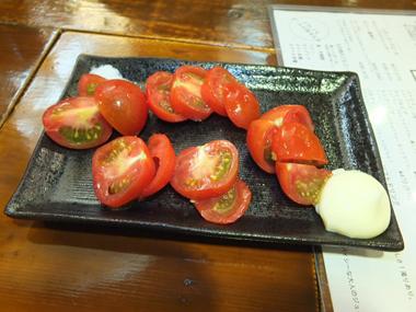 13オカダ君ちの冷やしトマト0517