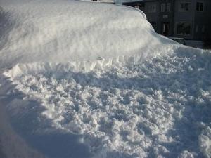 150114雪踏み