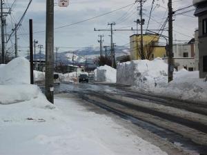 150121雪の壁