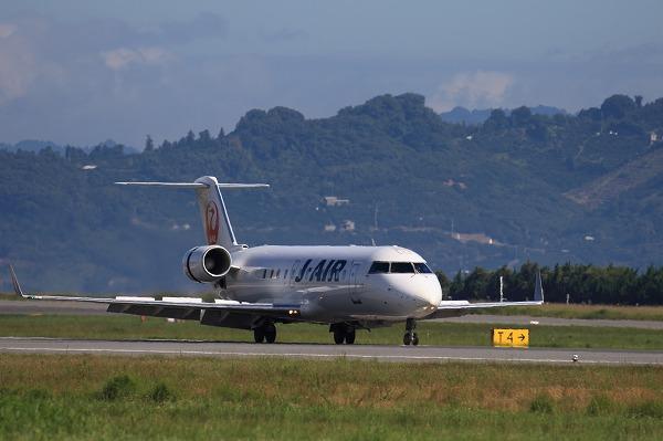 3X CRJ200ER JA205J RJOM 150718 01