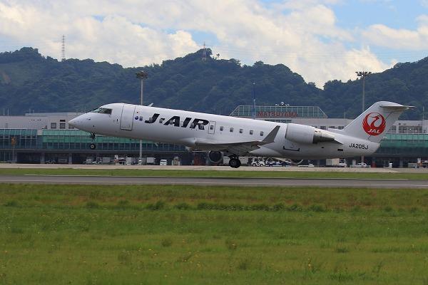 3X CRJ200ER JA205J RJOM 150718 04