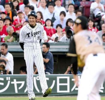 絵日記7・18藤浪コーチ