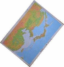 環日本海東アジア諸国3地図