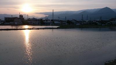 2015516夕暮れ1