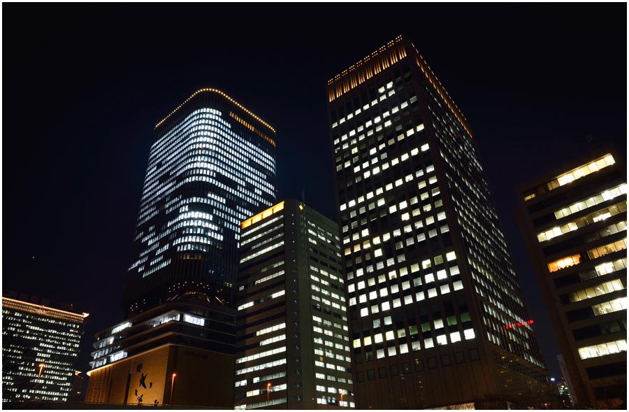 大阪夜景・助手2