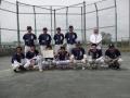 体協杯男子2部準優勝:花田ソフトボールクラブ
