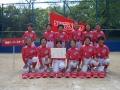 豊橋西ライオンズ旗 女子準優勝:岡崎スーパースターズ