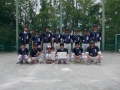 県理事長杯男子2部   準優勝:花田ソフトクラブ