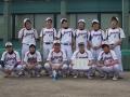 県理事長杯豊橋予選 男子1部  優勝:JAPAN