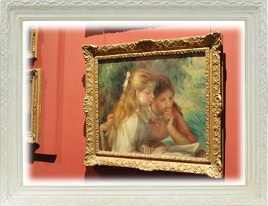 20150314 ルーブル美術館シュリ—翼3階1