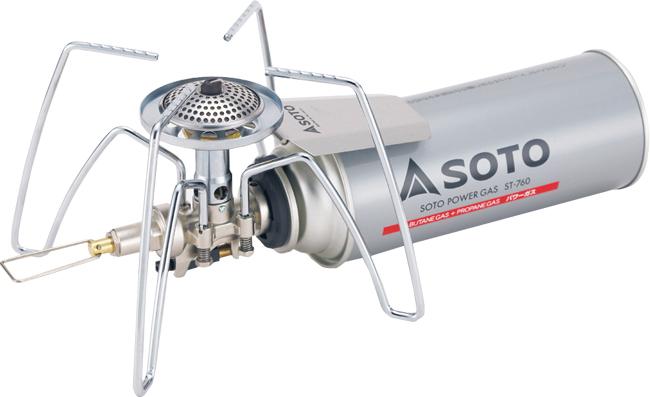 SOTO シングルバーナー レギュレーターストーブ ST-310 3  旅 キャンプ アウトドア ギア