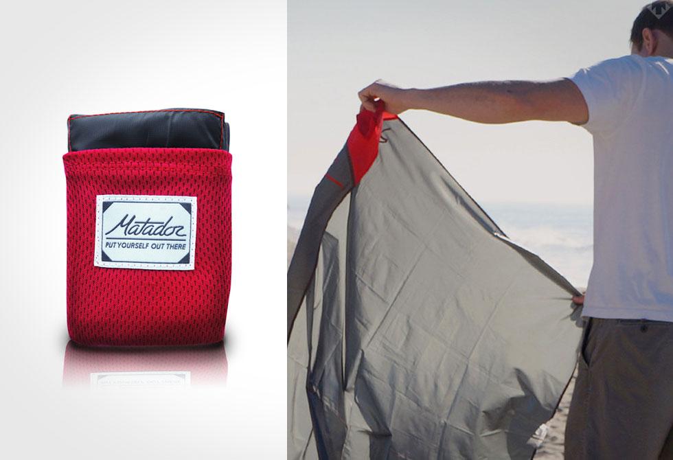 Matador Pocket Blanket トラベル 旅 キャンプ アウドドア