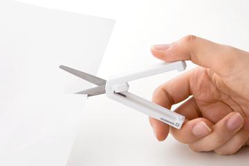 ミドリ(デザインフィル) CLコンパクトハサミ 旅行 旅 トラベル 文房具