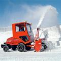 小型除雪車