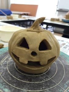 テラコッタかぼちゃ