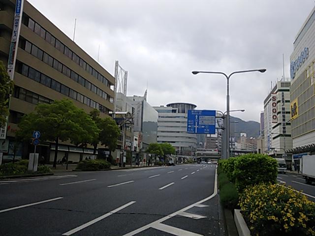 三宮フラワー道路