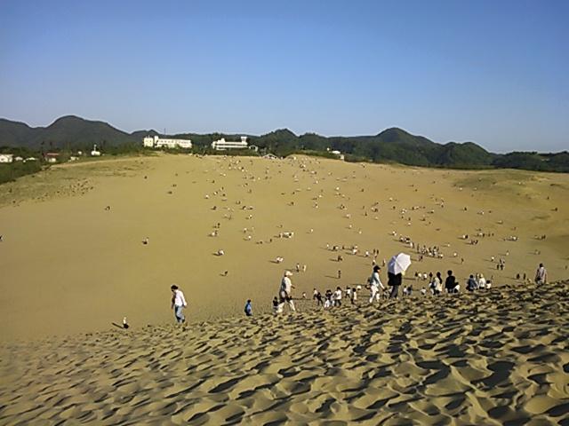 鳥取砂丘2015-2
