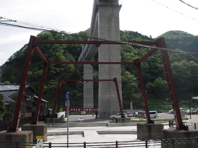 余部鉄橋モニュメント1