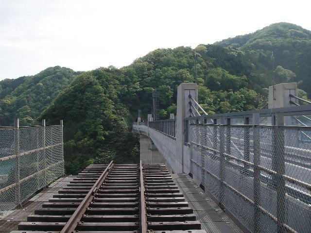 余部鉄橋上2015-2