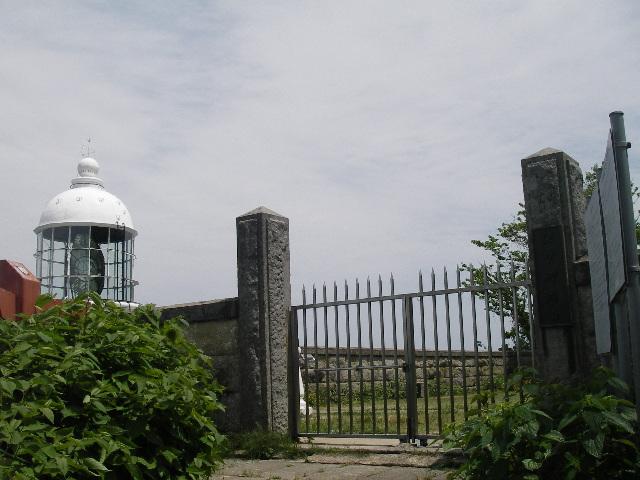 経ヶ岬灯台1