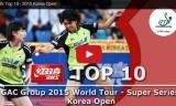 トップ10ショット 韓国オープン2015