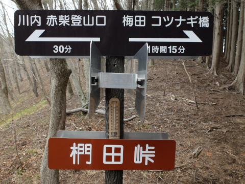 椚田 温度計