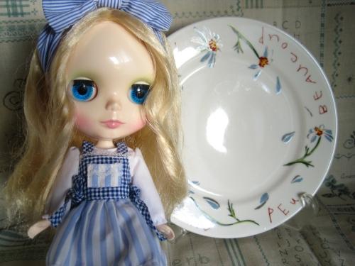 ソニアのお皿とソーニャ