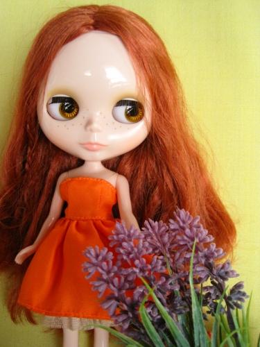 花を・・・