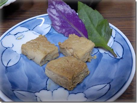 凍り豆腐チーズ