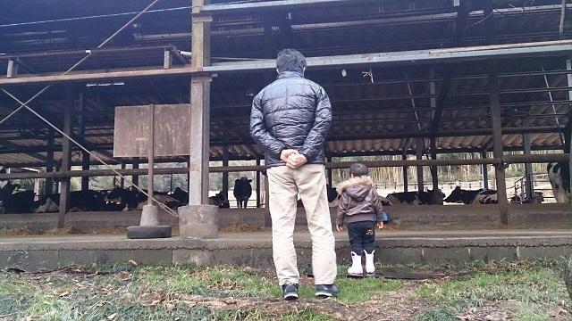 150115 安富牧場にて④ ブログ用