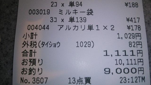 150212 ゾロ目レシート ブログ用