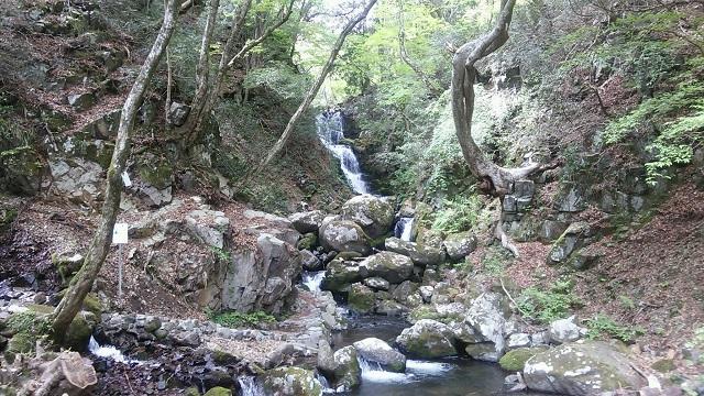 150429 蛇淵の滝① ブログ用