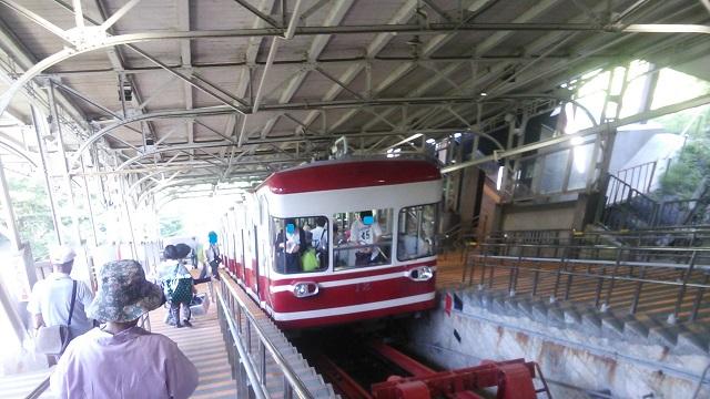 150520 高野山駅② ブログ用目隠し