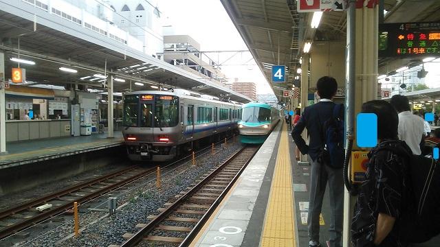 150520 和歌山駅② ブログ用目隠し