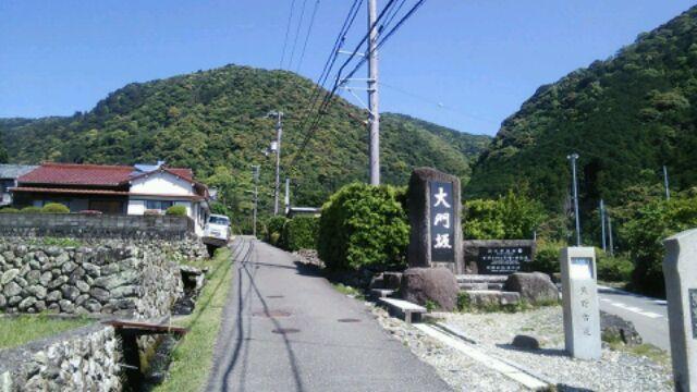 150521 熊野古道 大門坂