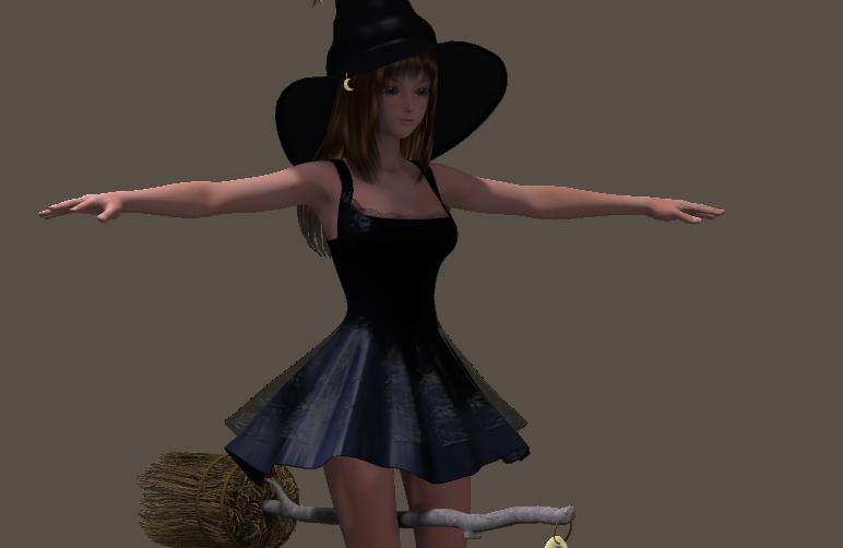 A3_魔女