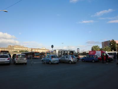 カターニア ボルセッリーノ広場