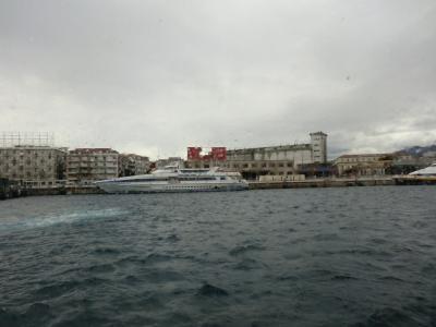 メッシーナ港