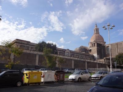 カターニア サン・ニコロ修道院