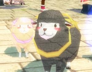 羊ミニドール