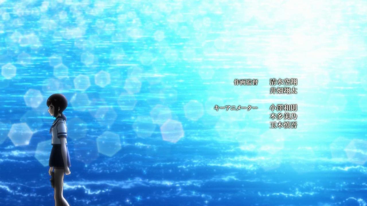 艦これアニメ#2 ED4
