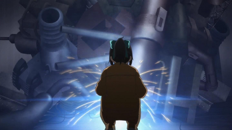 艦これアニメ#9 工廠3
