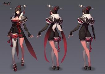 衣装デザインコンテスト韓国3