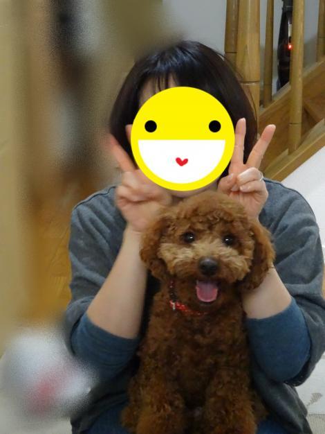誕生日、ママと♡