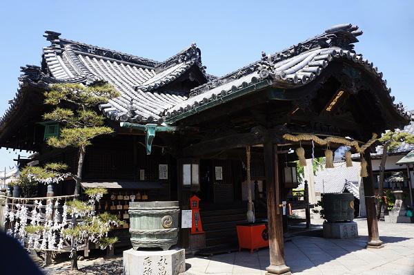 羽黒神社 拝殿