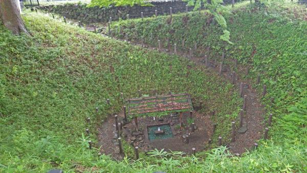 羽村のまいまいず井戸