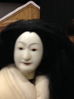 C清和文楽人形