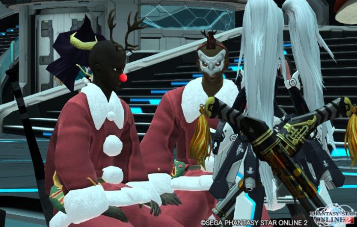 サンタな犯人とかるろーーす