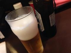 ゆっき〜:ビール